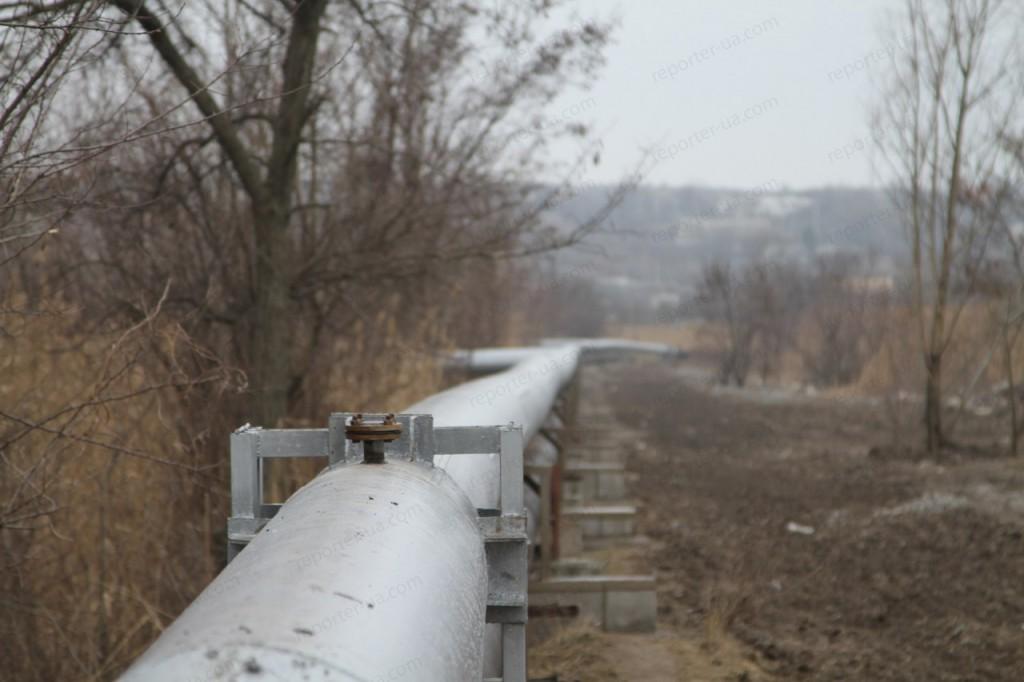 В Запорожье открыли резервный водовод для жителей Хортицкого района – ФОТО