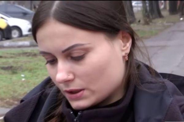Две девушки полицейские устроили драку в здании запорожского главка  (ВИДЕО)