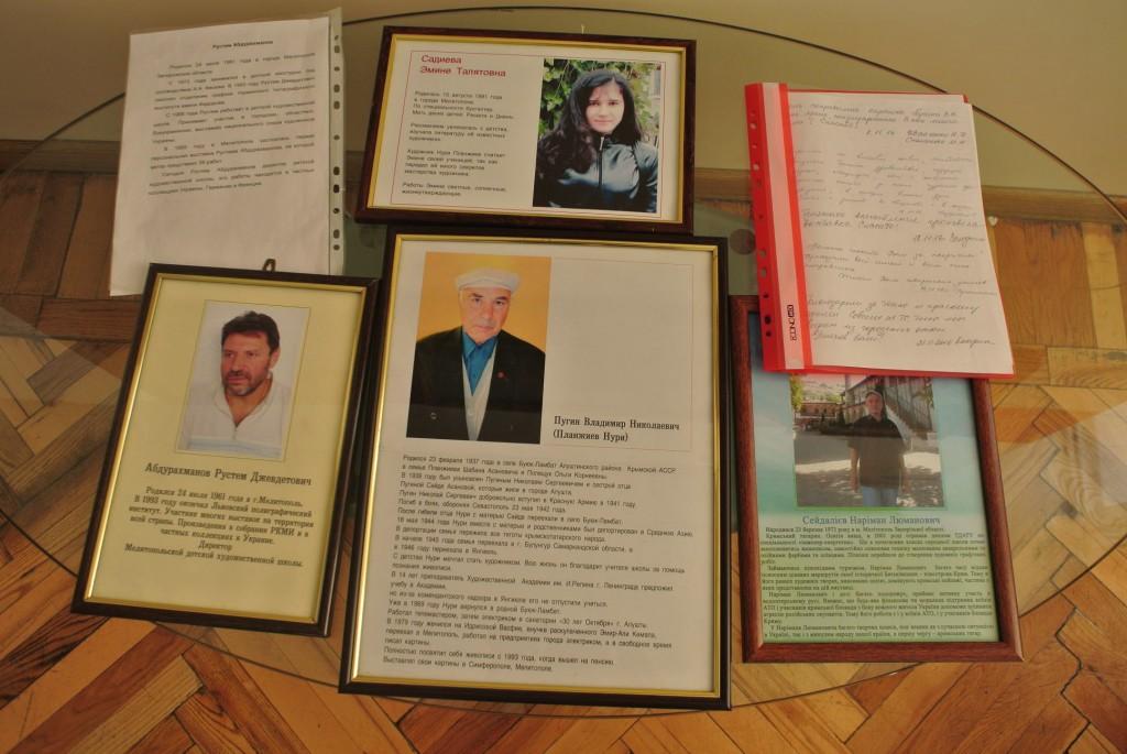 Послевкусие от выставки крымскотатарских художников в Запорожье (ФОТО)