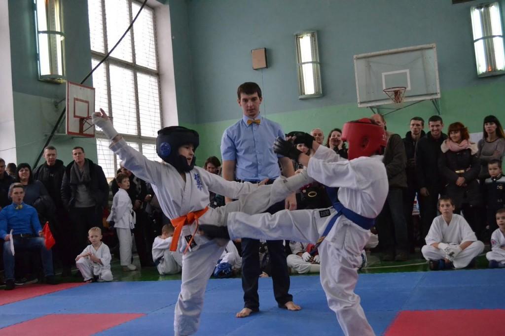 В Запорожье прошел открытый Кубок СК «ИППОН» по киокушин каратэ среди детей и юношей (ФОТО, ВИДЕО)
