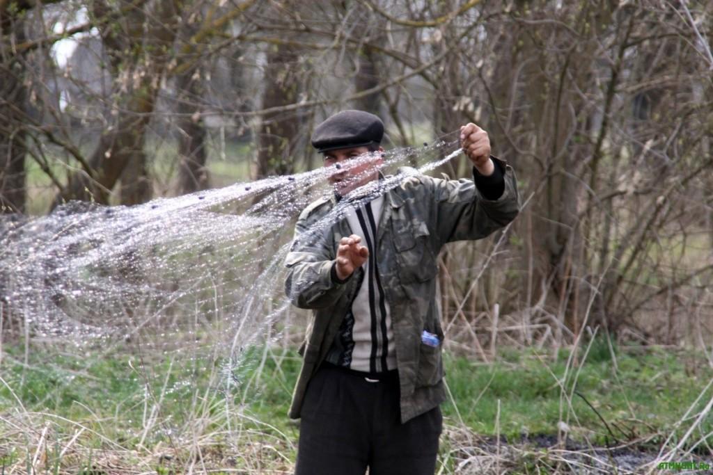 На запорожской Хортице цветет браконьерство (ФОТО)