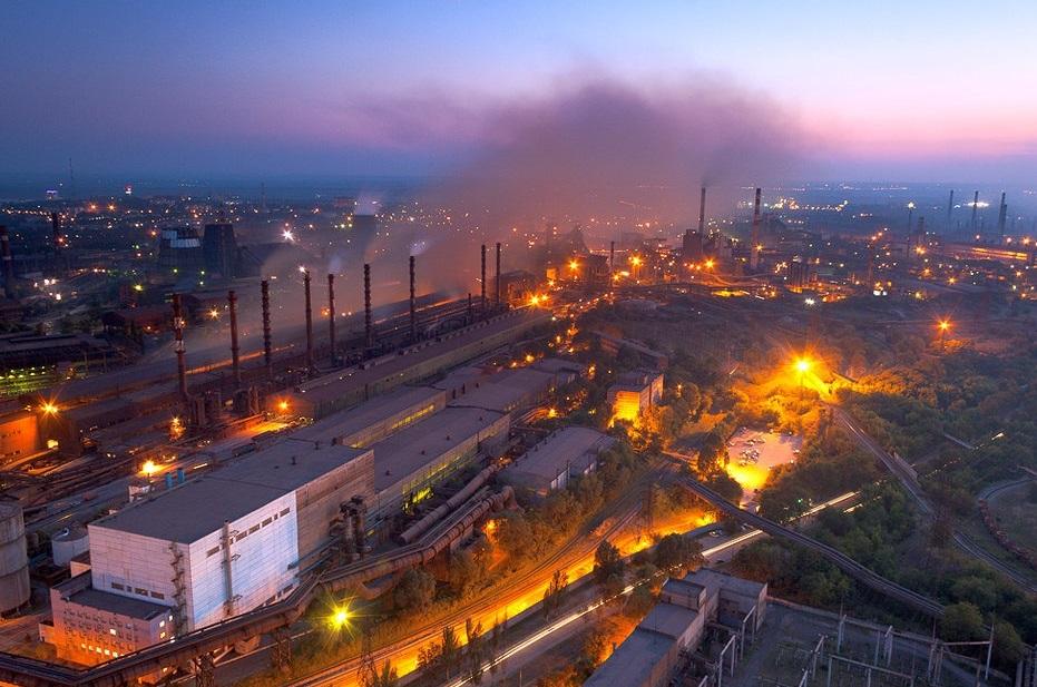 «Запорожсталь» «пощадили» за вредные выбросы штрафом 1800 грн
