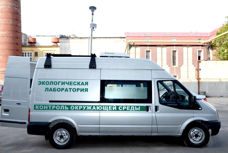 В Запорожье город и область не могут решить вопрос ответственности за передвижную эколабораторию
