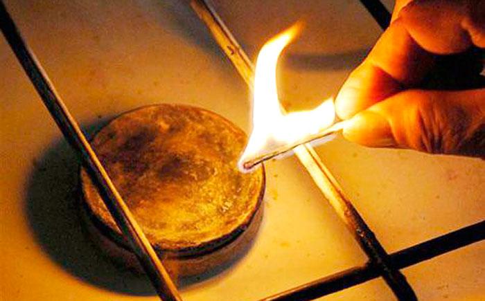 В Запорожье около 2000 жителей остались без газа (ВИДЕО)