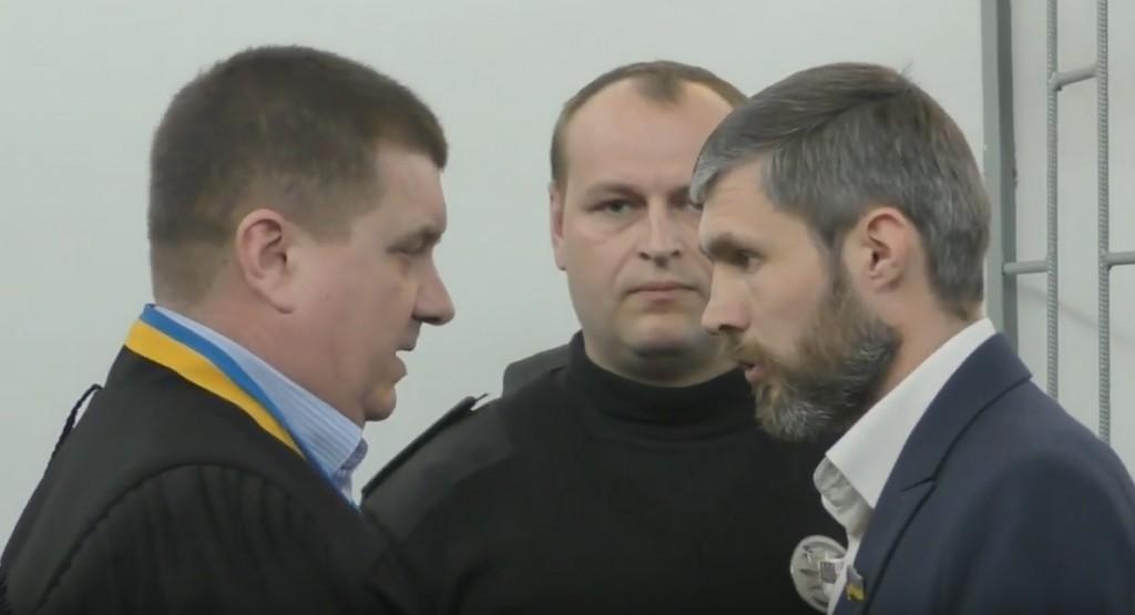 В Запорожской области судья потакает мэру-сепаратисту (ВИДЕО)