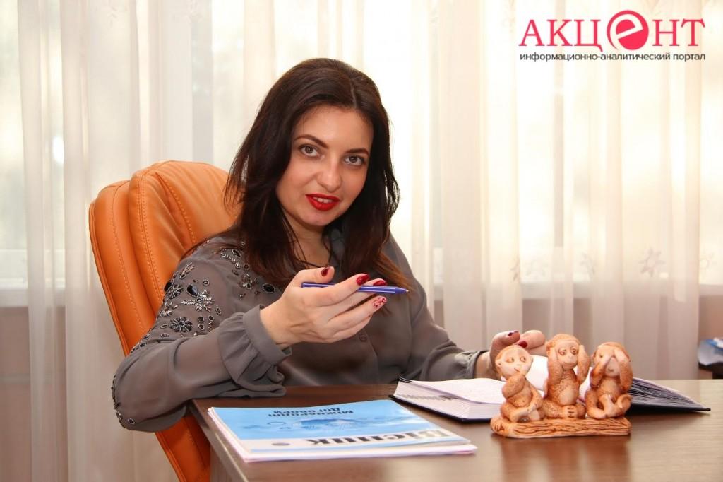 Эллина Позднякова-Кирбятьева: «Нужно учитывать мнение запорожцев при развитии города»