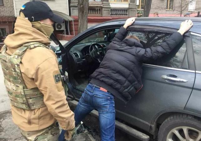 Слитки золота и миллионы наличных: в Запорожье задержали спонсоров «ДНР»