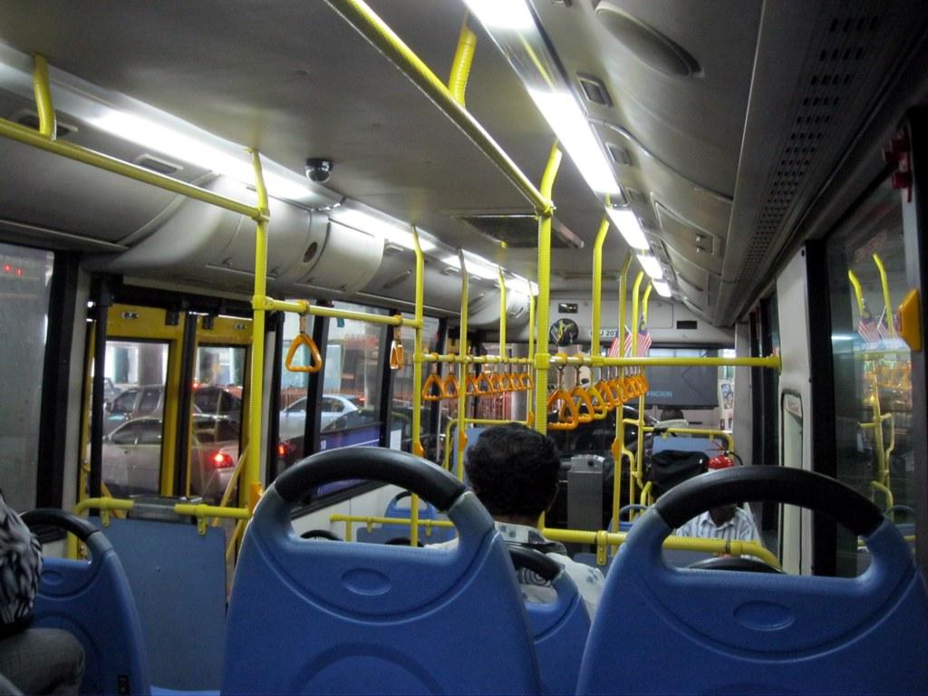 Автобус изнутри картинка симптомы, лечение