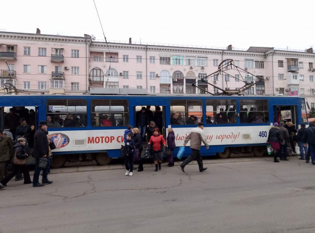 Запорожцам к маю пообещали новые трамваи