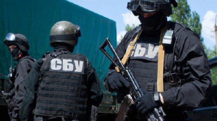 Найденный СБУ под Запорожьем склад боеприпасов оказался армейским — военнослужащие