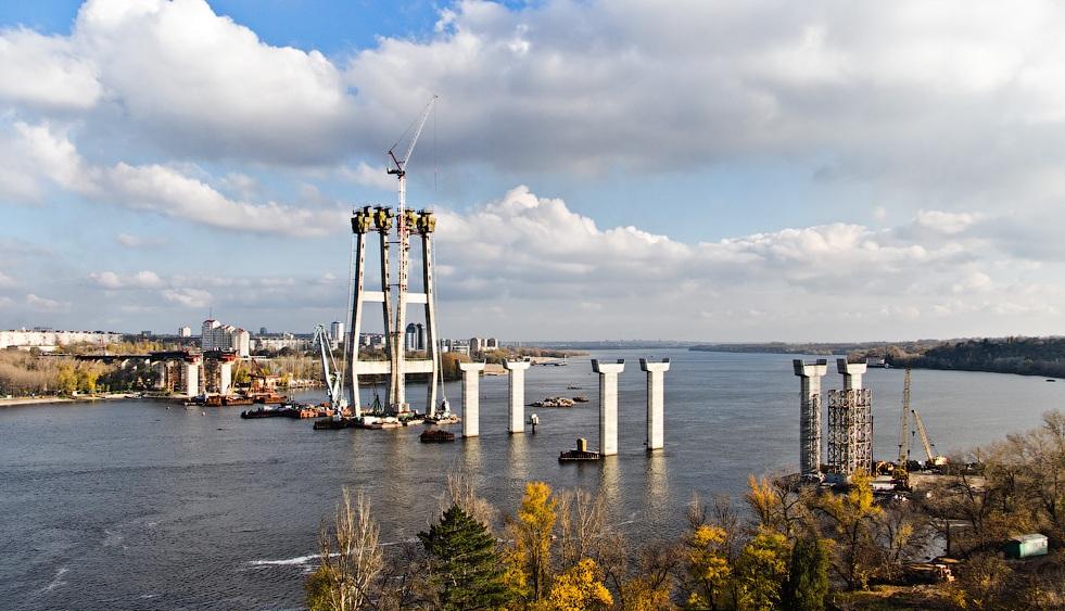На строительство «вечных» мостов в Запорожье выделили еще несколько десятков миллионов