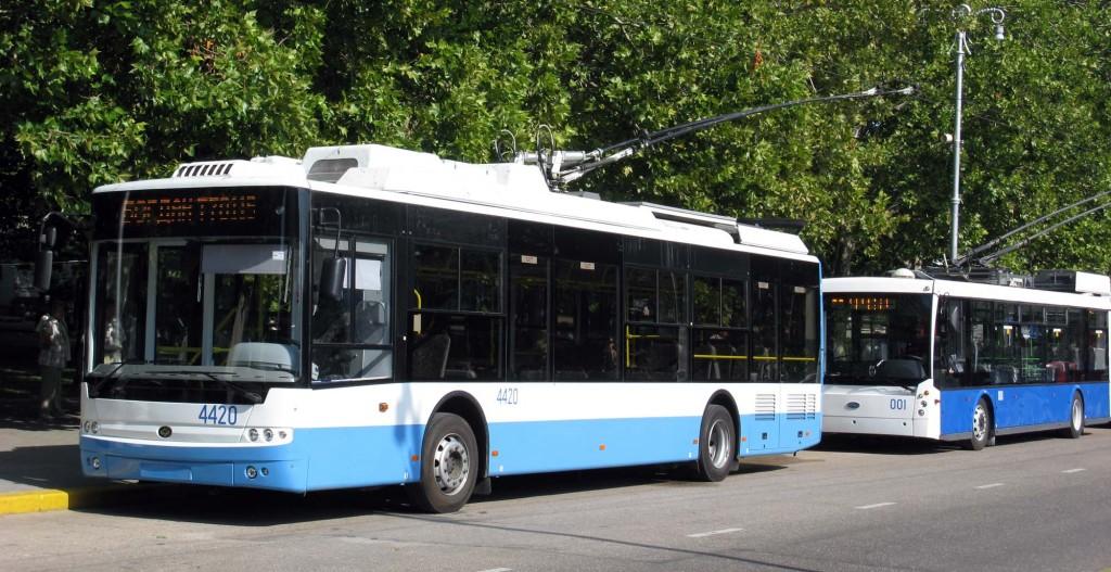 Новый транспорт: в Запорожье закупят 25 троллейбусов за 5 миллионов евро (ДОКУМЕНТ)