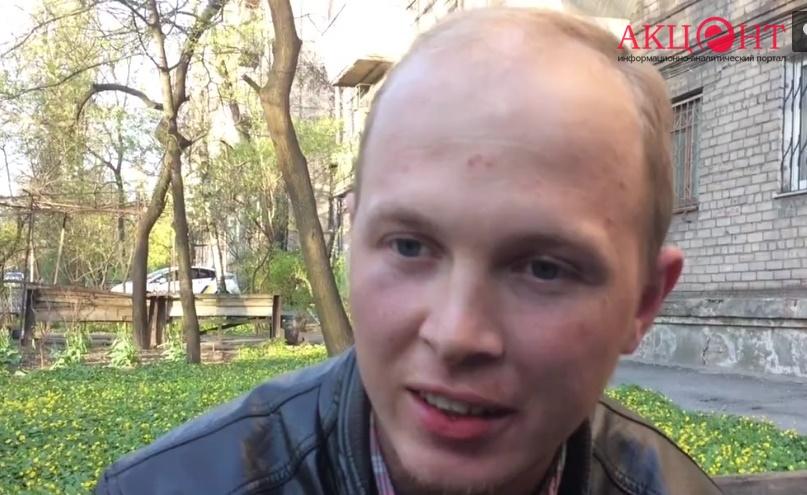 Еще один педофил-гастролер пойман запорожскими активистами (ВИДЕО)