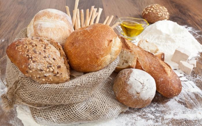 В Запорожской области хлеб и мука самые дешевые по Украине