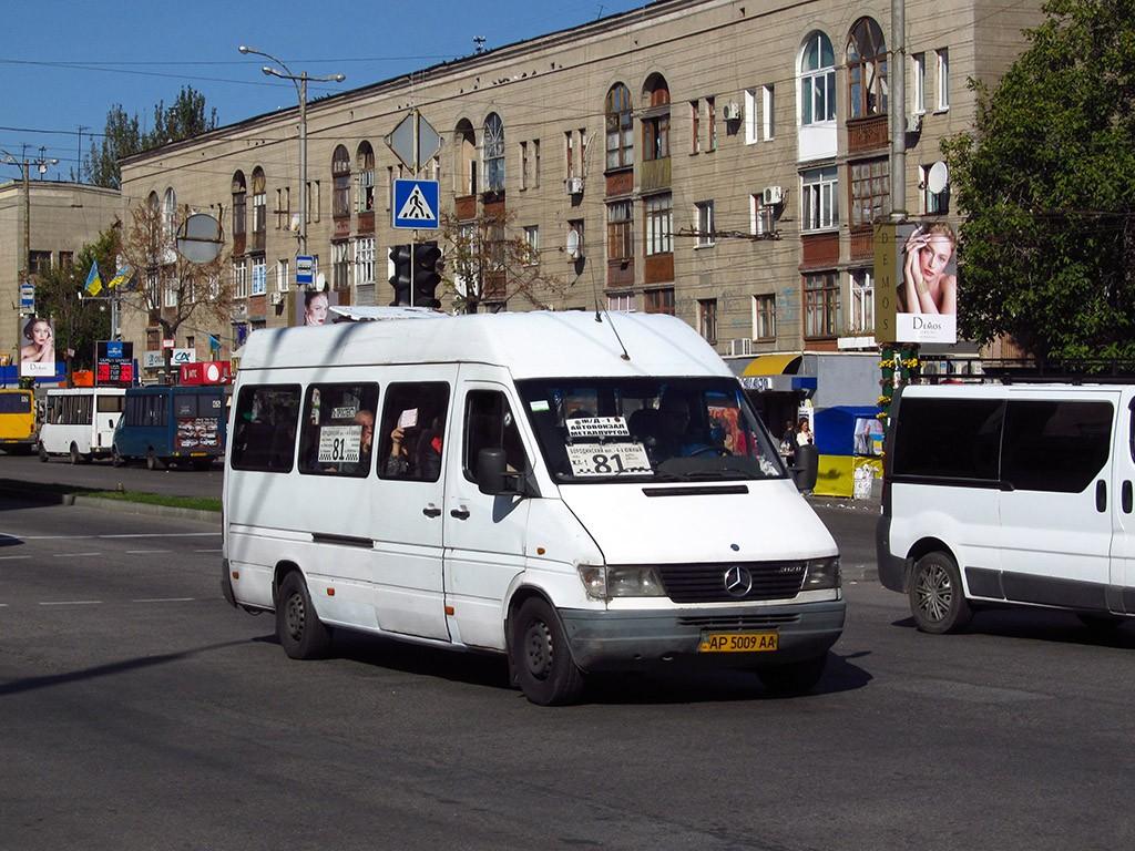 В Запорожье скандальный донецкий перевозчик без конкурса получил свой первый автобусный маршрут