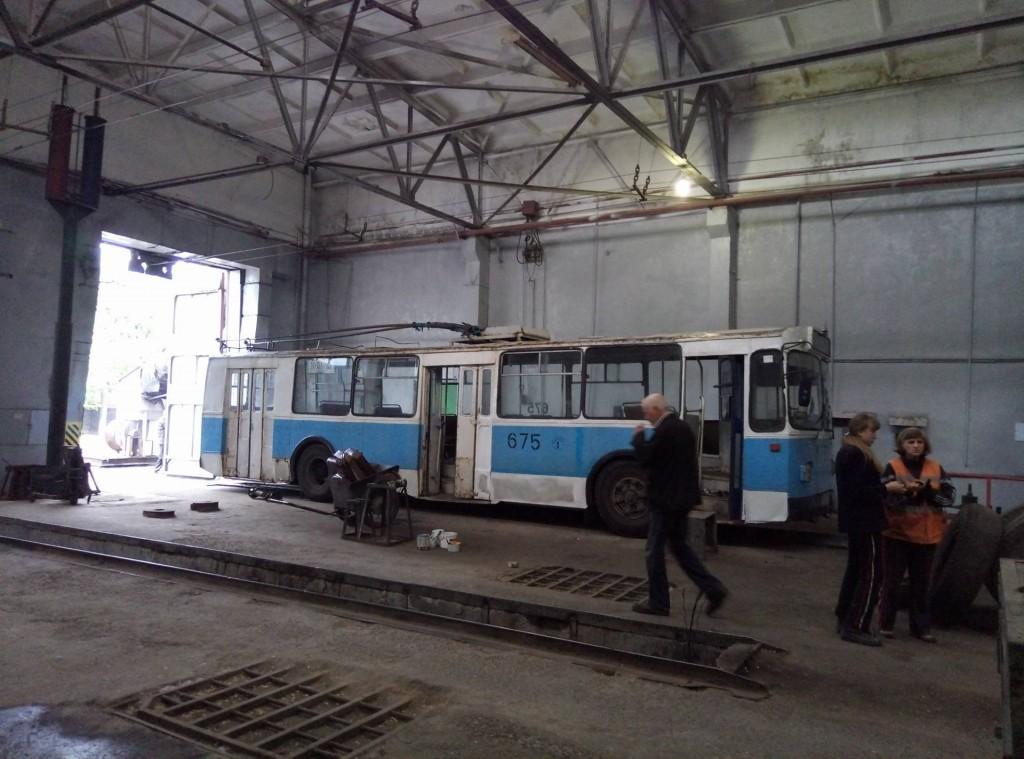 «Это позор!»: начальник управления транспорта раскритиковал работу «Запорожэлектротранса»