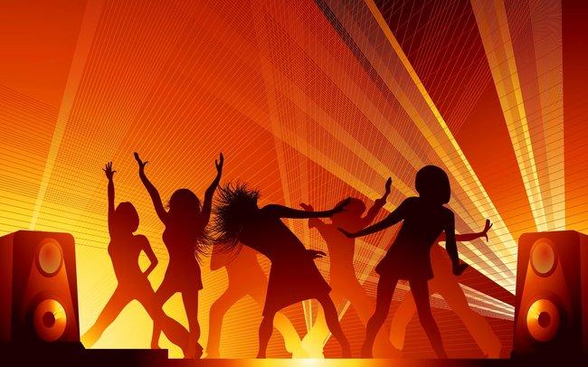 В запорожской Дубовке пройдет июльская дискотека