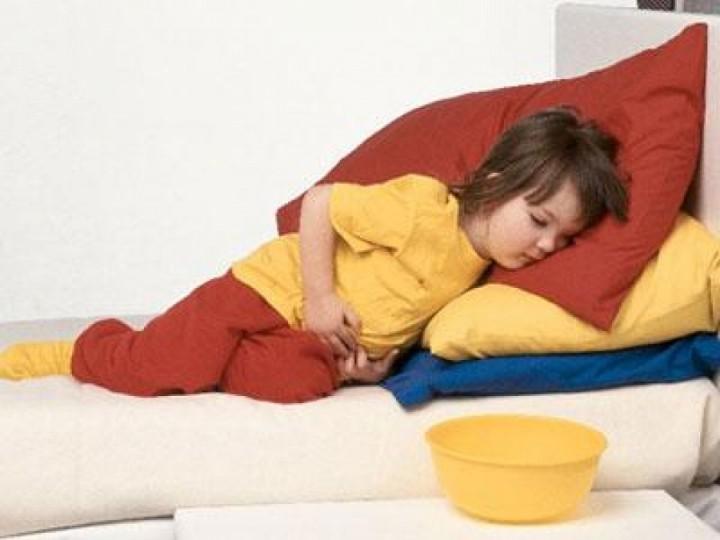 В Запорожской области более 80 детей заболели кишечными инфекциями