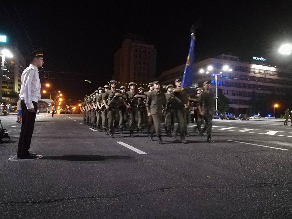 Как в Запорожье готовятся ко Дню Независимости (ФОТО, ВИДЕО)