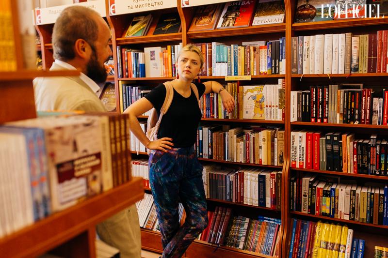 В центре Запорожья появится украинская книгарня «Є»