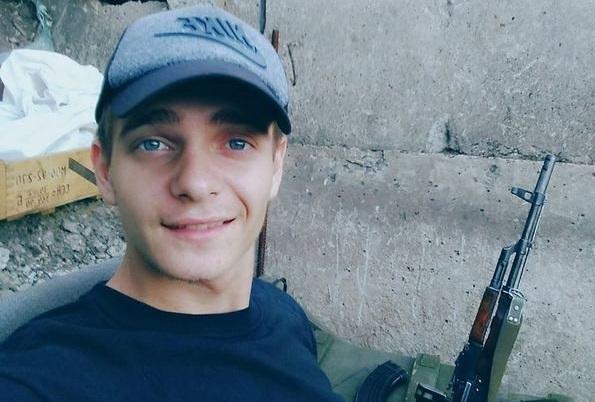 В зоне АТО погиб еще один молодой запорожец (ФОТО)