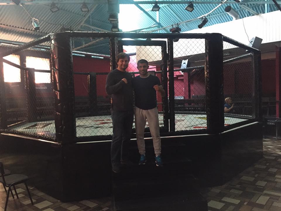 На День защитника Украины в Запорожье откроется спортивно-бойцовский клуб