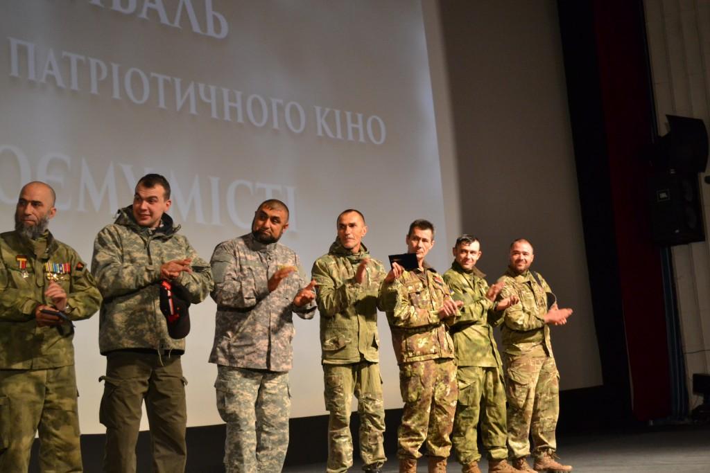 В Запорожье стартовал Фестиваль военного патриотического кино (ФОТОРЕПОРТАЖ)