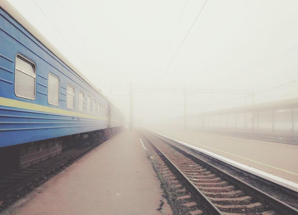 В Запорожье «ворота города» превратились в фильм ужасов (ФОТО)