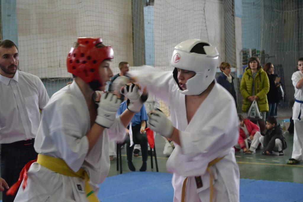 В Запорожье дети и юноши соревновались в искусстве каратэ (ФОТОРЕПОРТАЖ)