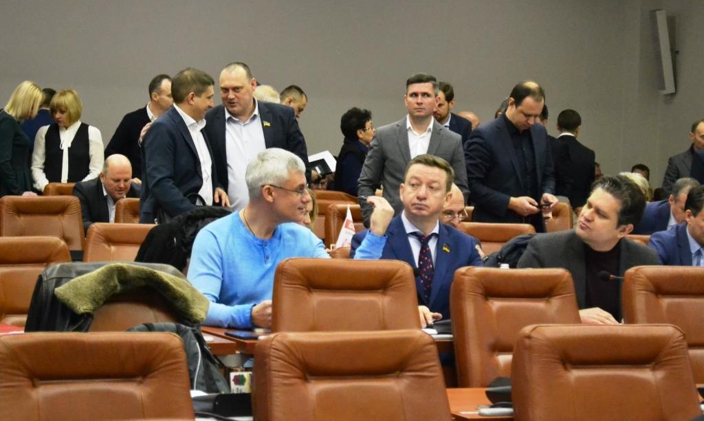 Сорванная сессия: мэр Запорожья встретится с главами оппозиционных фракций