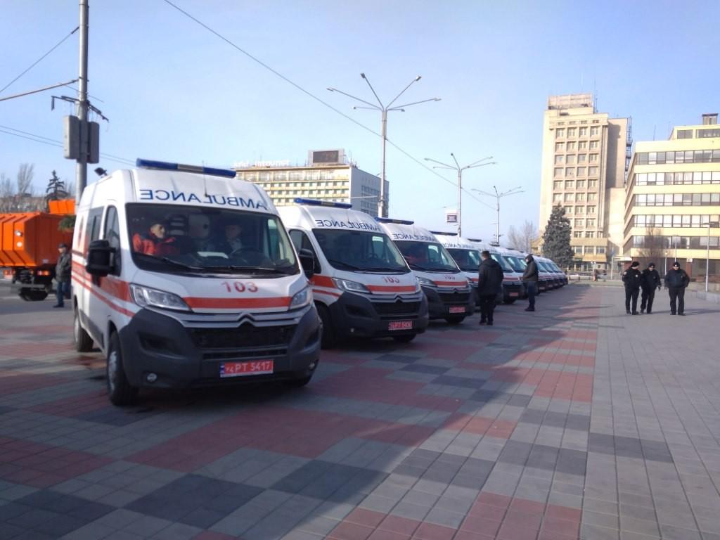 Жители Запорожской области высоко оценили качество работы скорой помощи – опрос