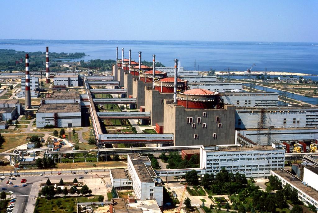 На ЗАЭС после ремонта запустят еще один энергоблок (ФОТО)