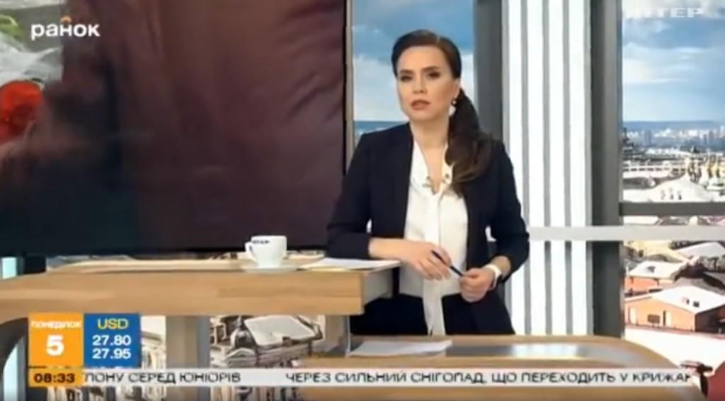 Сюжет «Интера» об акции «Полка Победы» в Запорожье вышел в стиле российской пропаганды (ВИДЕО)