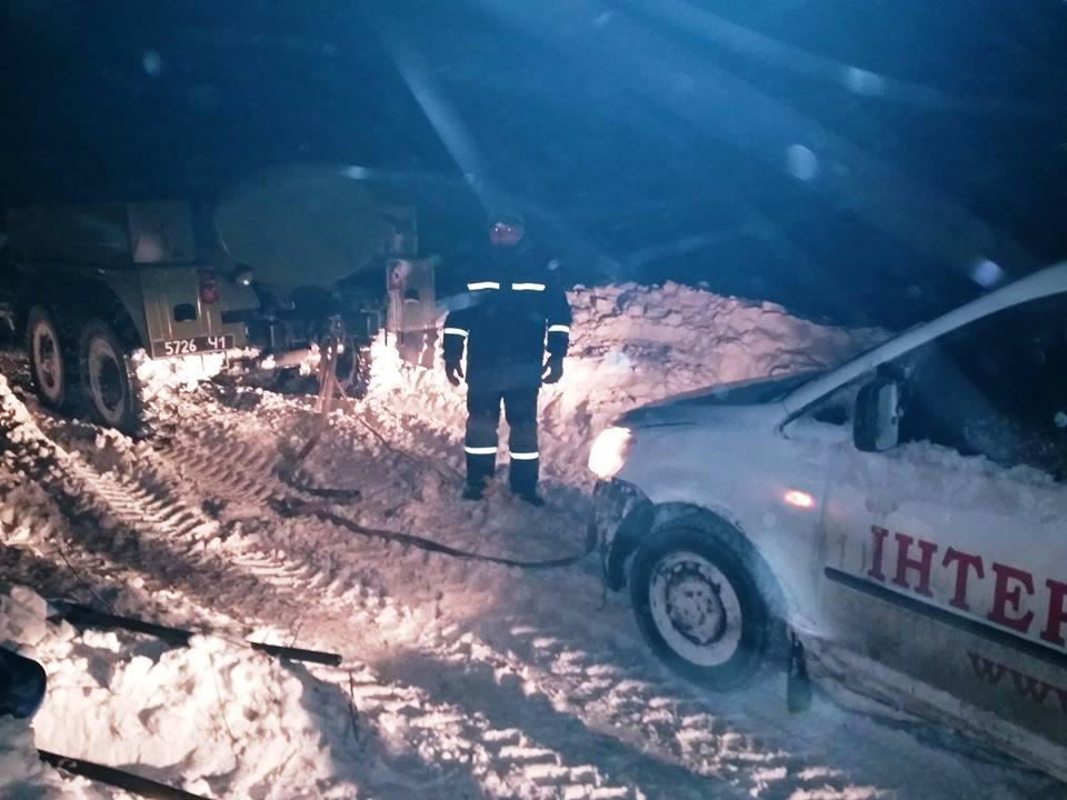 В Запорожской области бойцы ГСЧС спасли от верной смерти 132 человека (ФОТО)