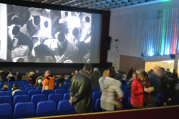 Нашумевшая кинокартина «Смерть Сталина» собрала в Запорожье полный зал (ФОТО)