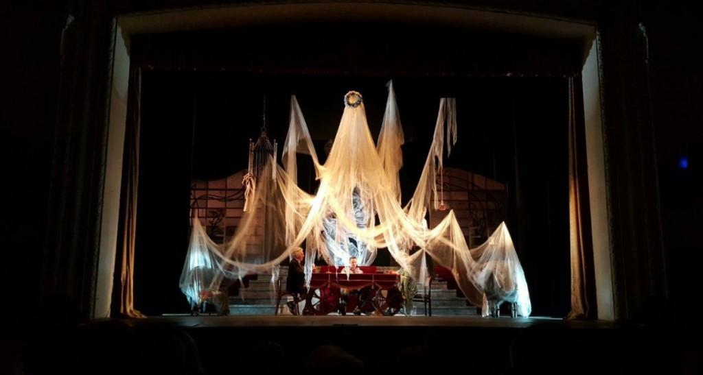 В Запоріжжі відбулася прем'єра трагікомедії «Танго» (ФОТОРЕПОРТАЖ)