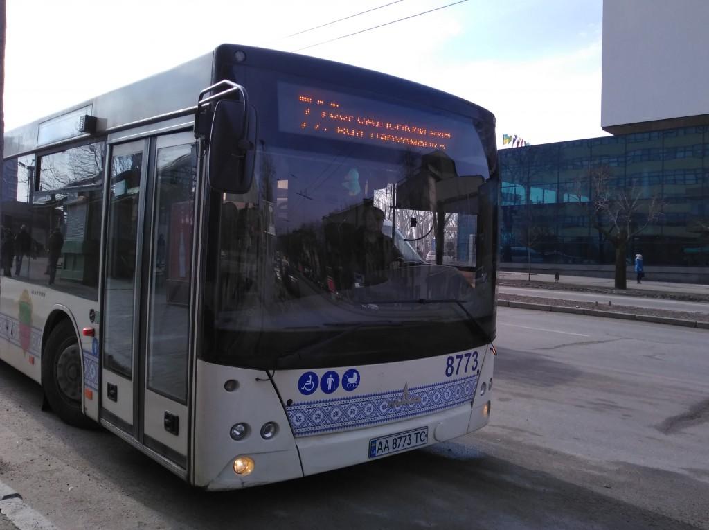 Как в Запорожье утром ходят коммунальные автобусы (ИССЛЕДОВАНИЕ)