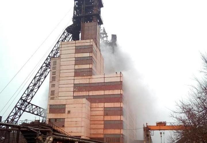 Пожар на запорожской шахте: новые подробности о пострадавших