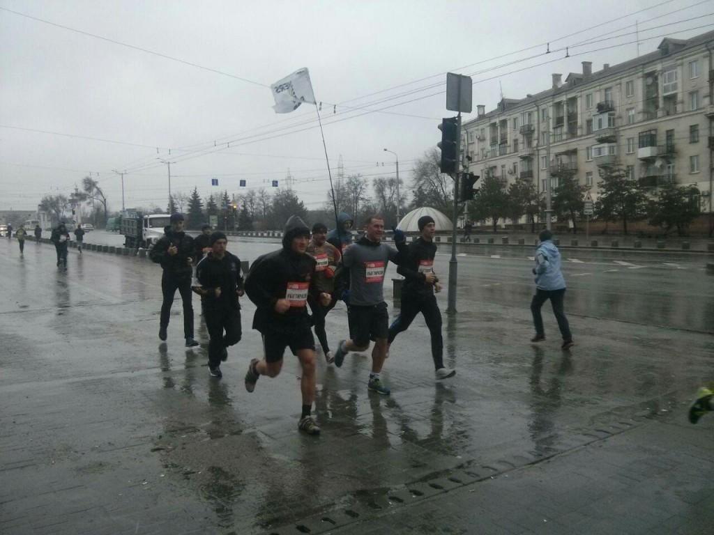 Запорожец поделился впечатлениями от забега Run Ukraine Running League
