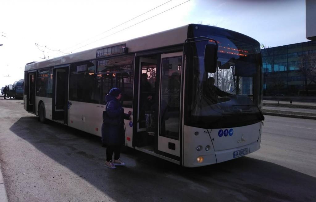 В «Запорожэлектротрансе» признались в отсутствии постоянного графика движения нового автобусного маршрута