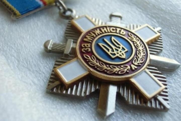 Президент Украины наградил посмертно «За мужество» бойца из Запорожской области