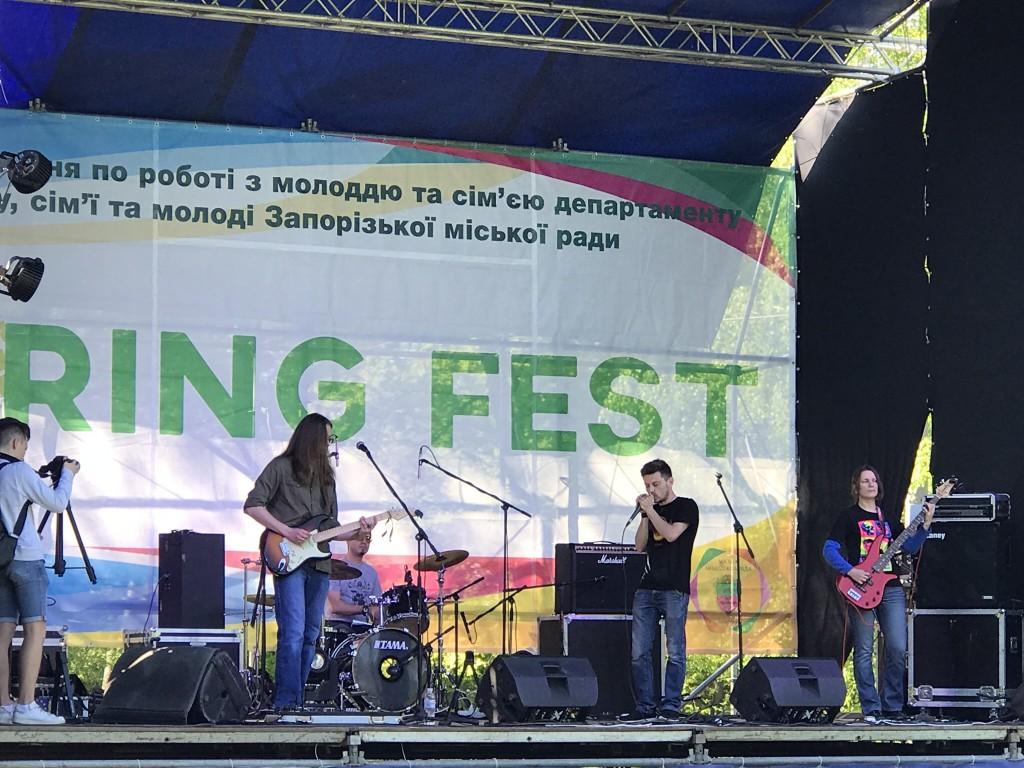 Фестиваль «Spring Fest» в запорожской «Дубовке»: третий день (ФОТОРЕПОРТАЖ)
