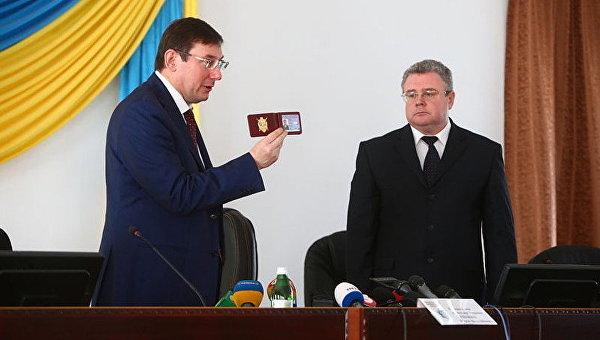 Петр Черный выиграл суд против Луценко и Романова и возвращается на пост заместителя Прокурора Запорожской области