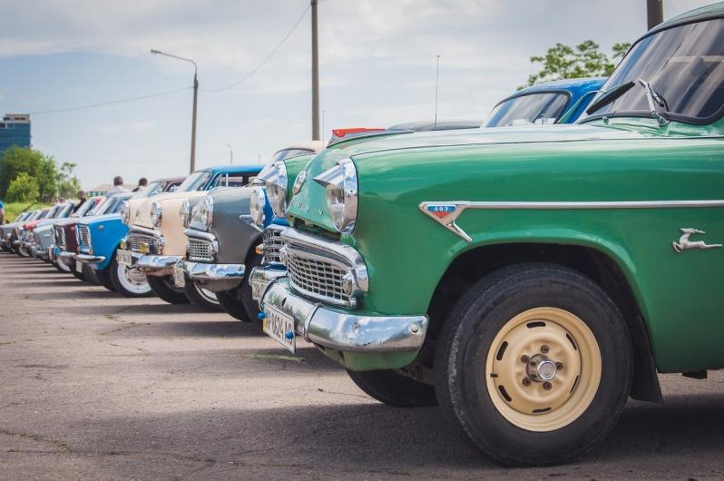 В Запорожье пройдет ежегодная выставка ретро автомобилей