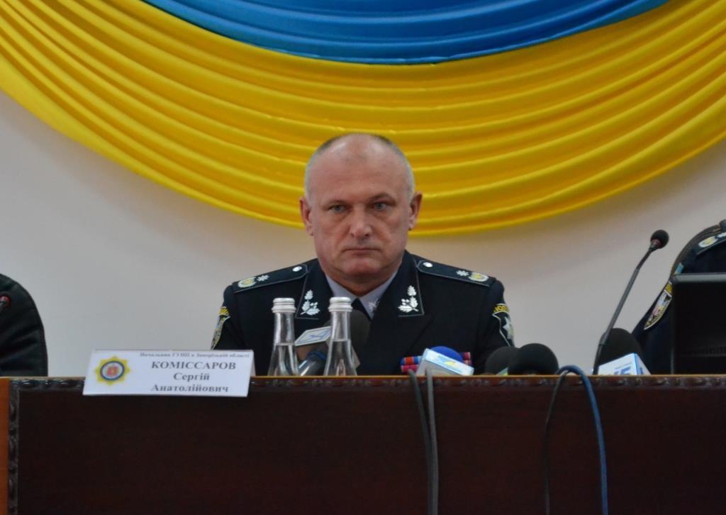 «Он человек дела»: запорожский общественный деятель рассказал о новом главе Нацполиции области
