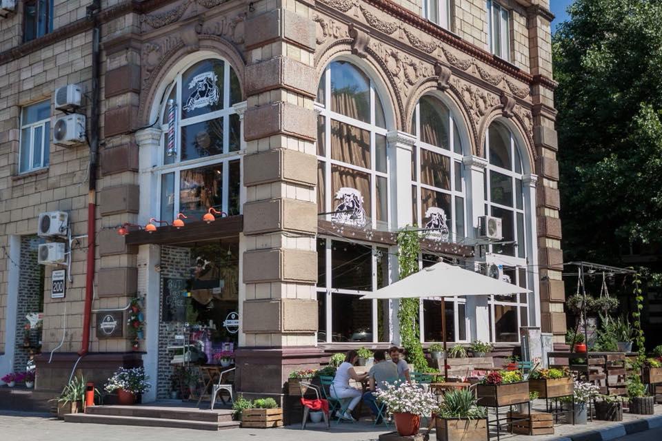 Запорожское популярное кафе победило в конкурсе на самую ухоженную прилегающую территорию
