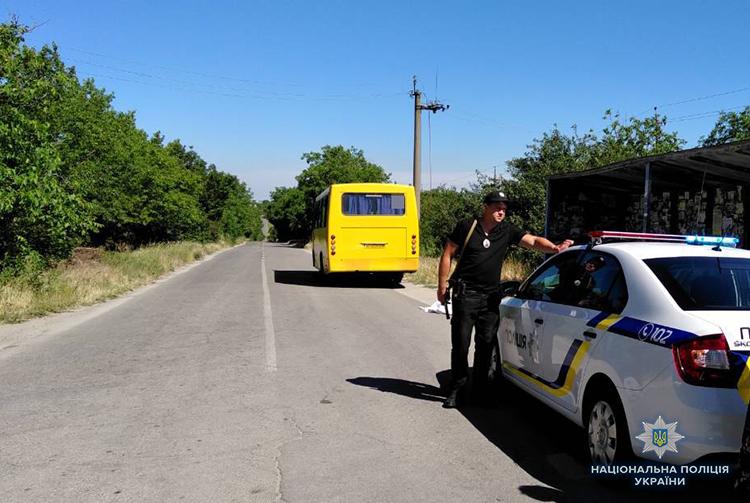 В Запорожской области 9-летнюю девочку насмерть сбила маршрутка: подробности, фото