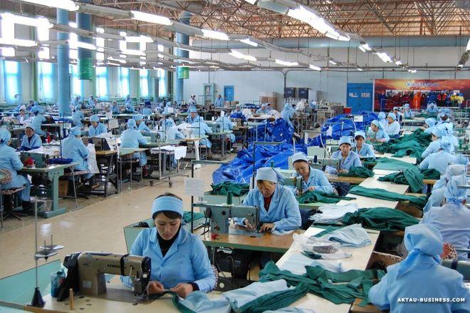 В Запорожской области назвали ведущие предприятия легкой промышленности