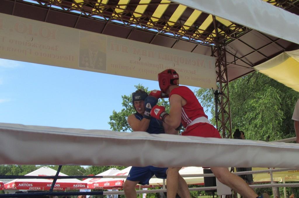 В Запорожье прошел первый боксерский турнир памяти Юрия Беладзе (ФОТОРЕПОРТАЖ)