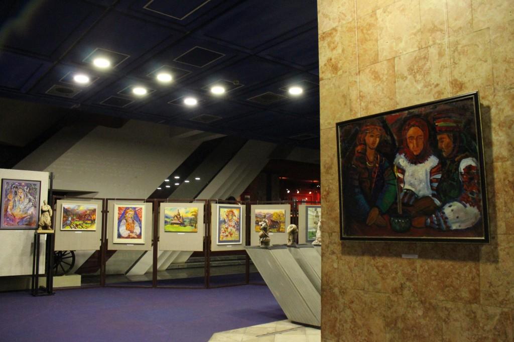 Как прошел фестиваль «Мамай-фест», в котором приняли участие запорожские художники (ФОТОРЕПОРТАЖ)